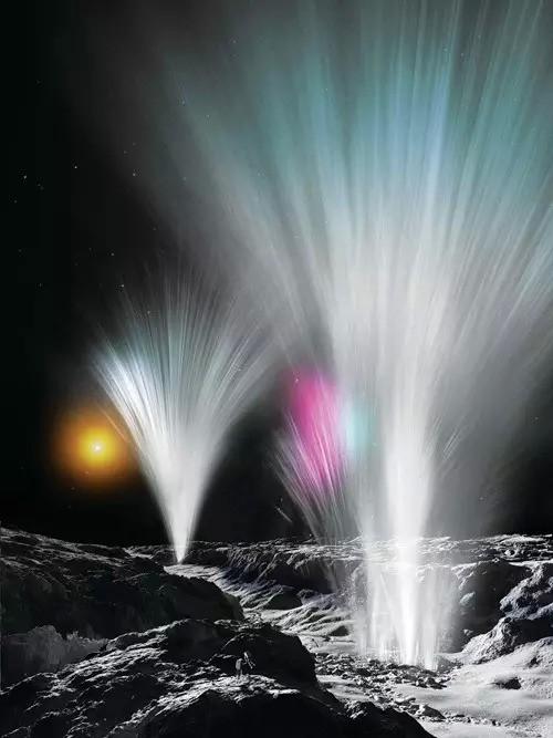 太阳系8大奇观:让地球上所有风景黯然无光