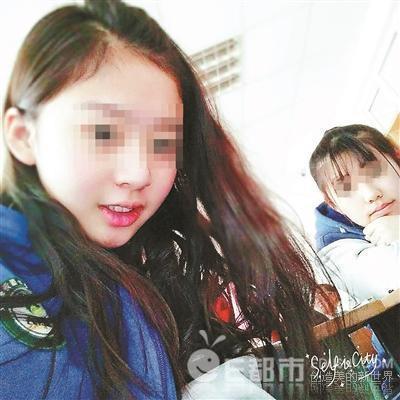 少女在教室被同学强奸后勒死