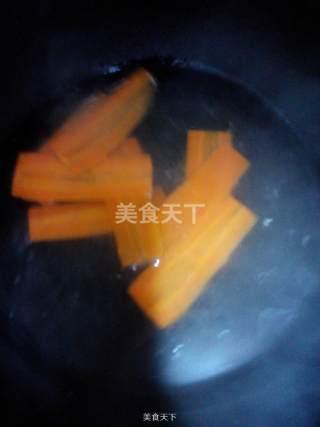 葱香金针菇的做法步骤:4