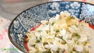 【四叶小厨房】花食:槐花的做法步骤:6
